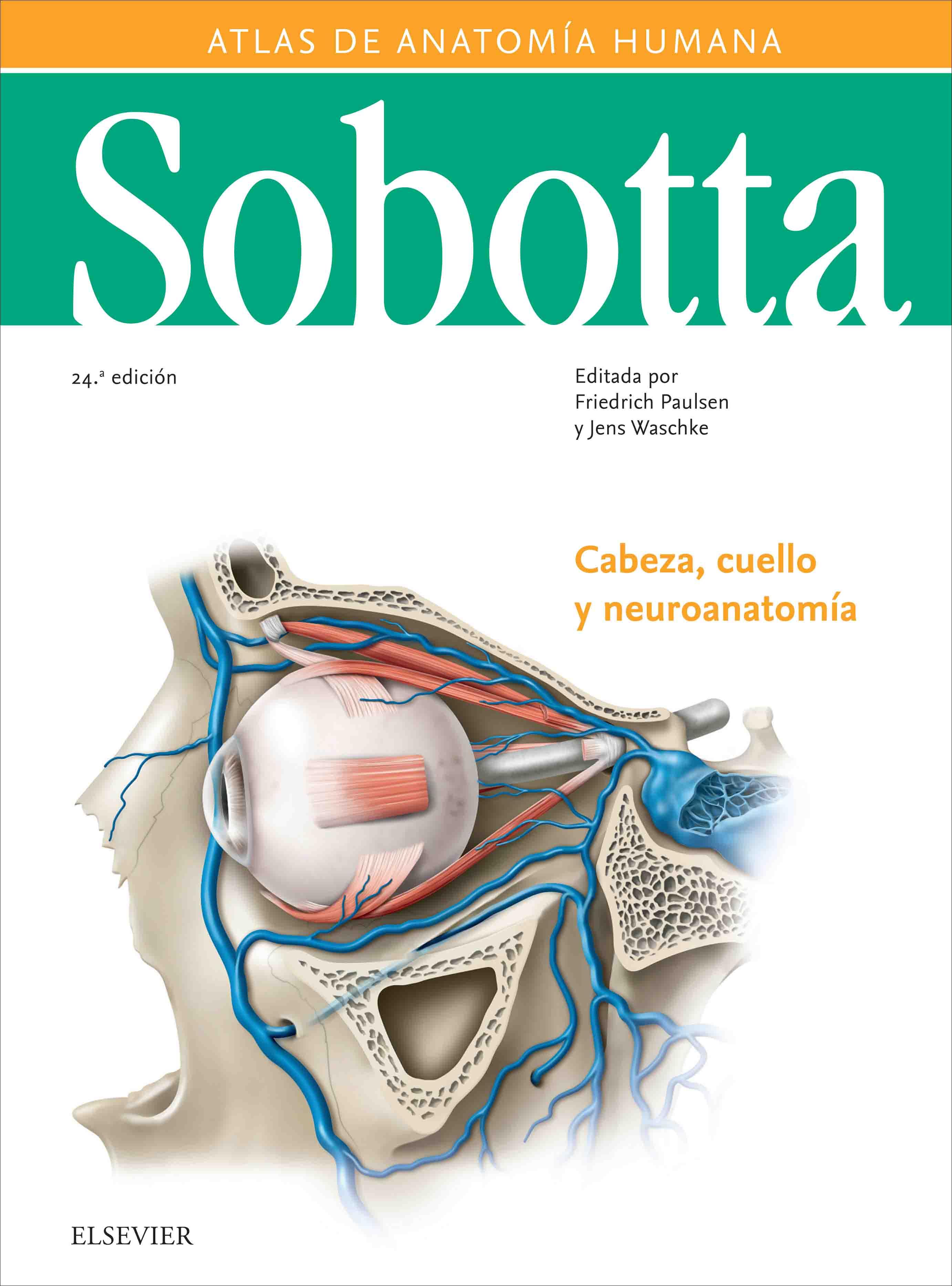 ATLAS DE ANATOMIA HUMANA' Vol.3' Cabeza' Cuello y Neuroanatomía