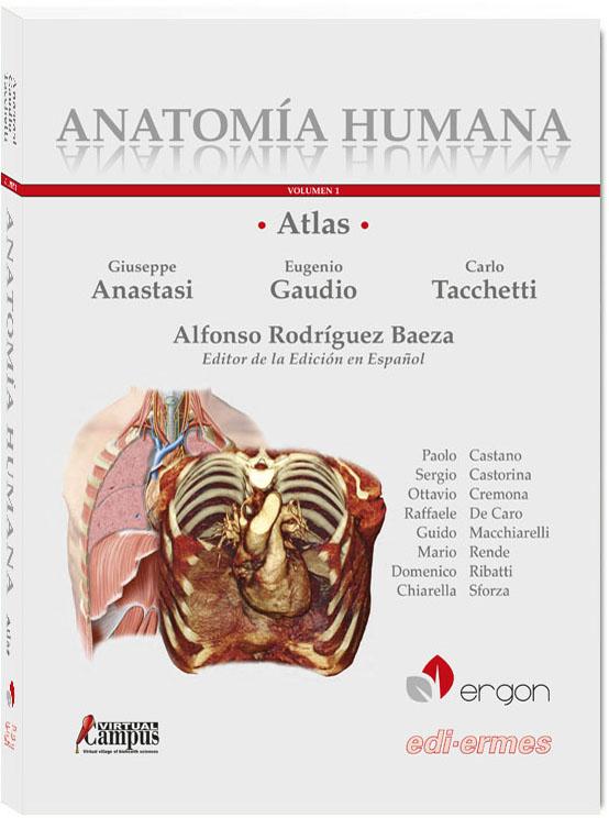 ATLAS DE ANATOMIA HUMANA' Vol.1 Generalidades. Sistema ...